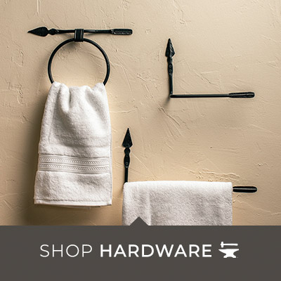 Hand-Forged Hardware